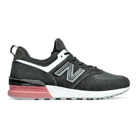 New Balance New Balance Nubuck 574 Sport Sneaker (Women)   Shoes